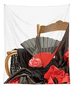 Flamenco Clothing  Tapestry