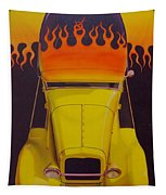Flames Tapestry