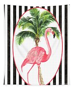 Flamingo Amore 7 Tapestry