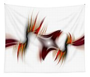 Flamme Flamme Tapestry