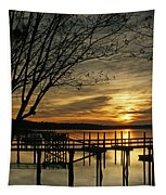 Flat Water Tapestry