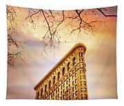 Flatiron Framing Tapestry