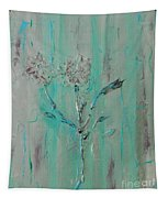 Fleur De Sage Tapestry
