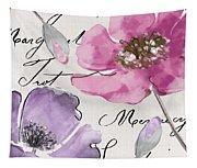 Fleurs De France IIi Tapestry