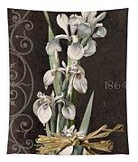 Fleurs De Paris II Tapestry