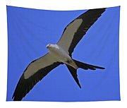 Flight Of The Kite Tapestry
