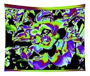 Flin Flon Rose Tapestry