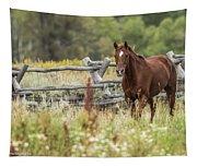 Flirty Sorrell Tapestry