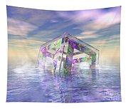 Floating Fractal Tapestry