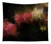 Flora Feathers Tapestry