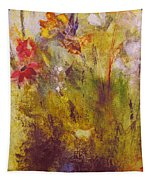 Flora Tapestry