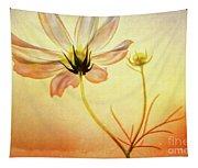 Floral At Dusk Tapestry