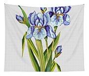 Floral Botanicals-jp3786 Tapestry