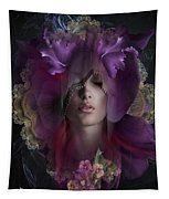 Floral Dreams Tapestry