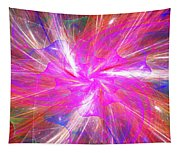 Floral Explosion Tapestry