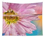 Floral 'n' Water Art 6 Tapestry