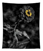 Floral October Zinnia End Of Season Sc 02 Vertical Tapestry