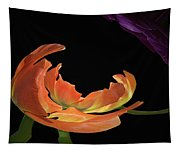 Floral Spring Tulips 2017 Abstract 01 Tapestry