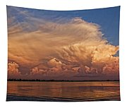 Florida Cloudscape Tapestry