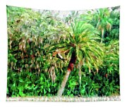 Florida Loop Tapestry