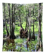 Florida Swamp Tapestry