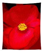 Flower 8 Enhanced Tapestry