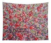 Flower Feelings. Tapestry