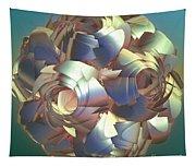 Flower Globe Tapestry