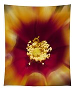 Flower Graphic Tapestry