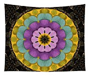 Flower In Paradise Tapestry