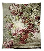 Flower Painting Tapestry
