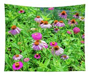Flower Patch Tapestry