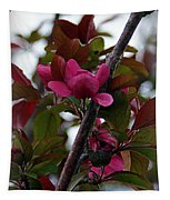 Flowering Crabapple Tapestry