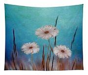 Flowers For Eternity 2 Tapestry