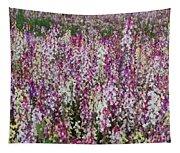 Flowers Forever Tapestry