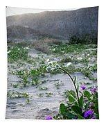 Flowers Of Ocotilla Tapestry