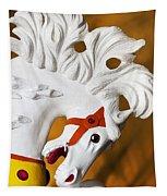 Flowing Mane 1 Tapestry