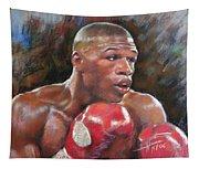 Floyd Mayweather Jr Tapestry