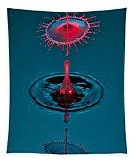 Fluid Parasol Tapestry
