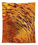 Flushed Tapestry