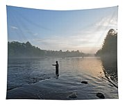 Fly Fishing 2 Tapestry
