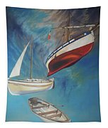 Flying Boats Tapestry