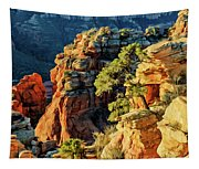 Flying Buttress 06-045 Tapestry