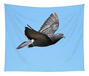 Flying Pigeon . 7d8640 Tapestry
