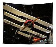 Focker Tri-plane Tapestry