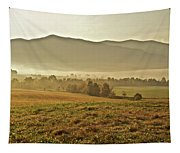 Foggy Valley Tapestry