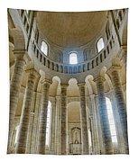 Fontevraud Abbey Chapel, Loire, France Tapestry