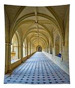 Fontevraud Abbey Cloister, Loire, France Tapestry