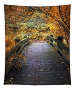Footbridge Canopy Tapestry