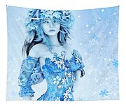 For All Winter Friends Tapestry